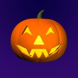 Halloween Stickers Jack o' Emoji