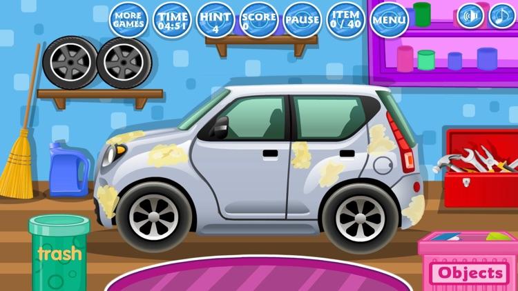 Car maintenance Game screenshot-4