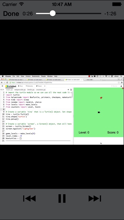 Python Games screenshot-4