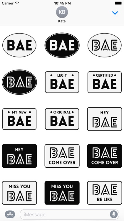 BAE Stickers screenshot-3
