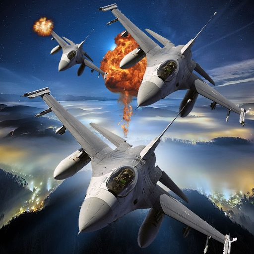 Aircraft Combat Race Extended - Amazing Speed In The Clouds