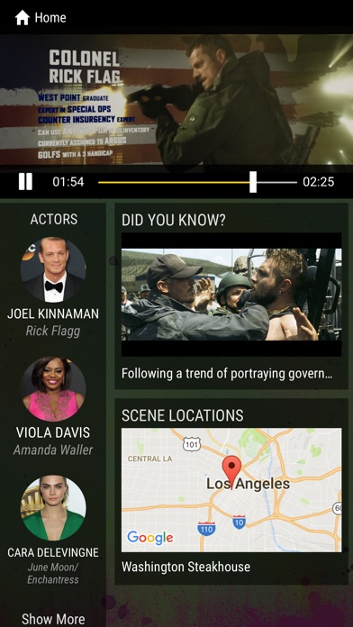 WB Movies All Access Screenshot