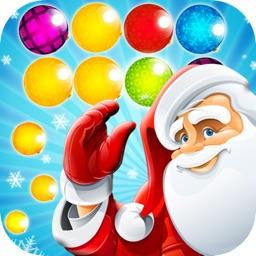 Santa's Christmas Bubbles