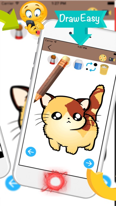 How To Draw а Cat screenshot two