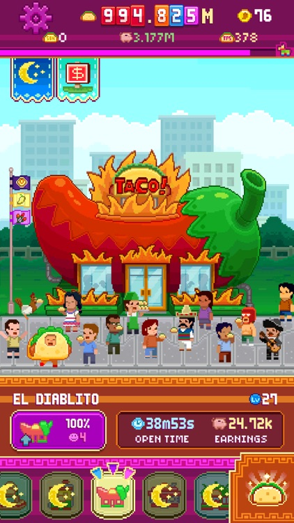 Mucho Taco screenshot-0