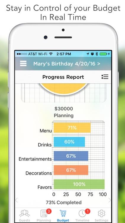 Pro Party Planner screenshot-3