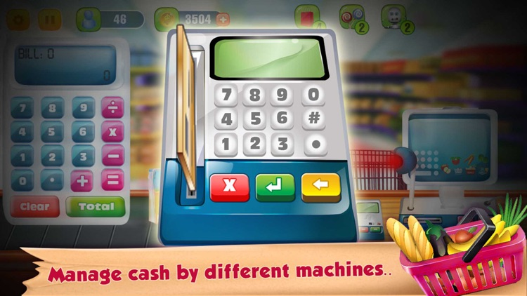 Supermarket Grocery Cashier screenshot-4