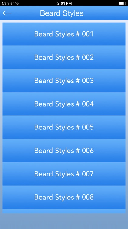 Beard Styles For Mens screenshot-4