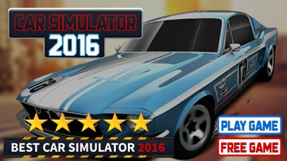 City Car Driving Simulator Pro - 2016