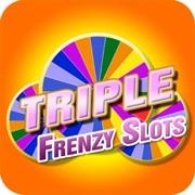Triple Frenzy Slots - FREE Las Vegas Casino Slot Machine & Triple Wheel Bonus