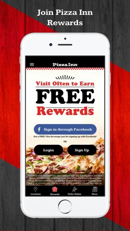 Pizza Inn Rewards