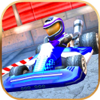 Qingqing Wang - Kart Rider Racing Car Rush artwork