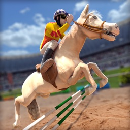 Horse Riding Competition 3D: My Summer Derby Games