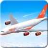 Airplane Flight Simulation 3D - Jumbo Jet Driving