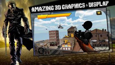 Elite Sniper Shooters 2-Eliminate Bank Robber Nest