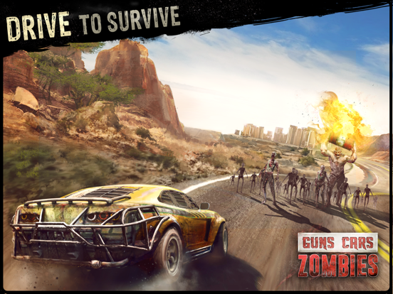 Guns, Cars and Zombies! screenshot 6
