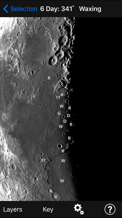 Moon Phase Photo Maps screenshot-3