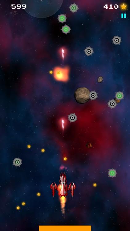 Swarm Breaker - Endless Space Shooter screenshot-0