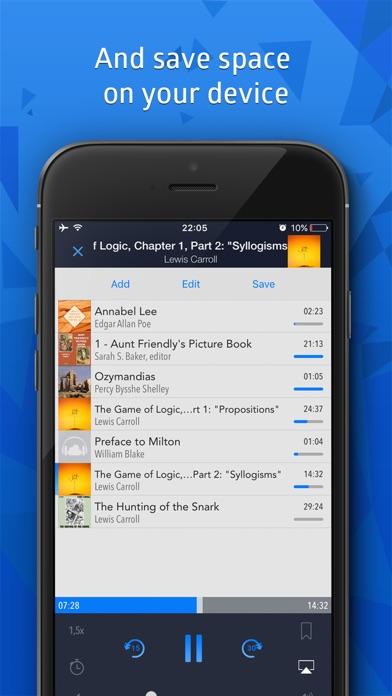 Cloudbeats Audiobooks Offline App Reviews - User Reviews of