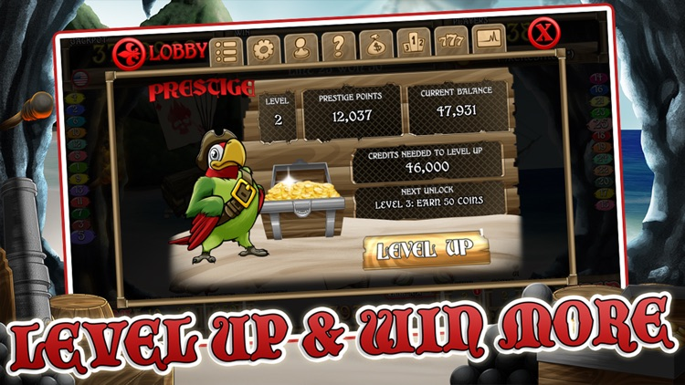 Slots of the Caribbean Fun screenshot-3