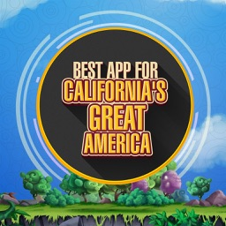 Best App for California's Great America