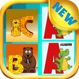 ABC Memory Match For Kids - ABC Memory Games
