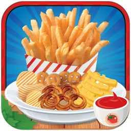 Potato French Fries Maker - A Fast Food Madness