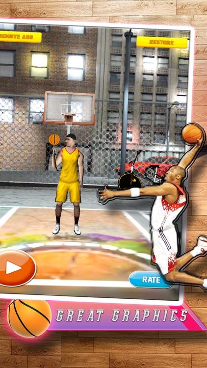 3D Basketball – practice and shot techniques. screenshot-4