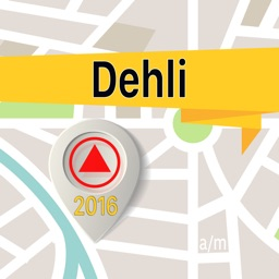 Dehli Offline Map Navigator and Guide