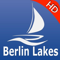 Berlin lakes GPS nautical charts pro