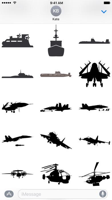 Navy - AufkleberScreenshot von 2