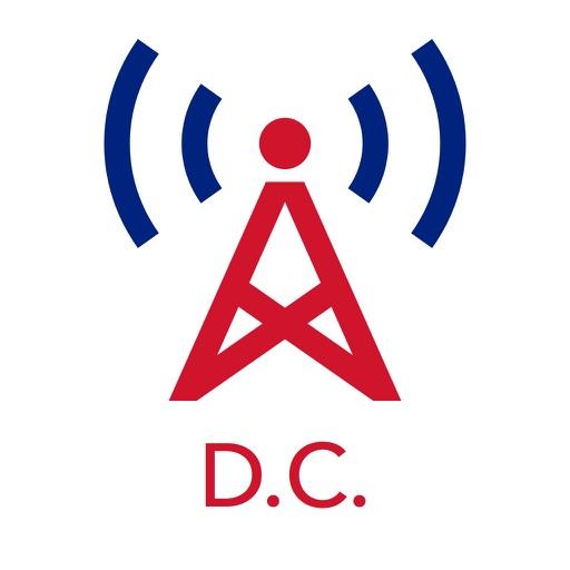 Radio Channel D.C. FM Online Streaming iOS App
