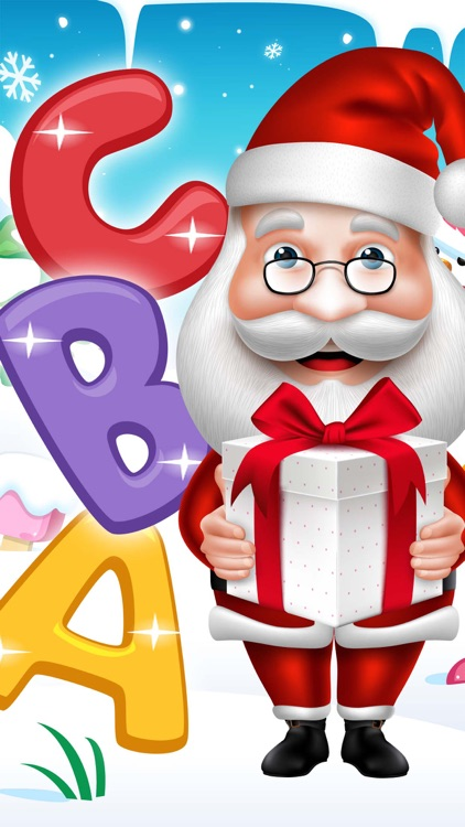 ABC Alphabet Tracing Letters Family For Christmas screenshot-3