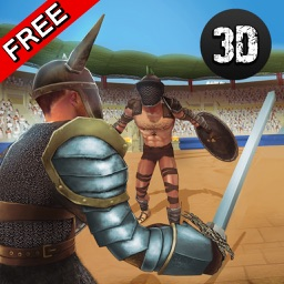 Immortal Gladiator Fighting Arena 3D
