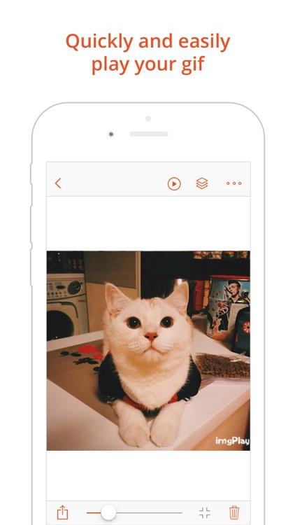 GIF Viewer Pro - Animated GIF Player Album