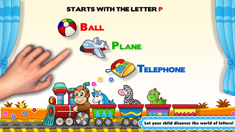 Preschool! & Toddler kids learning Abby Games free screenshot-4