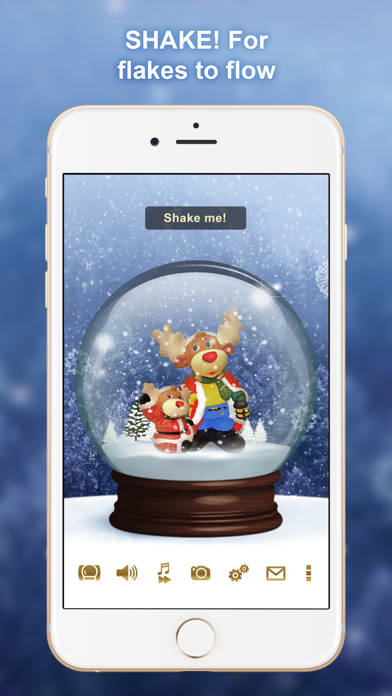 Winter Globe screenshot one