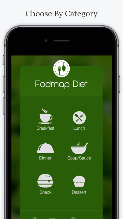 FODMAP Diet screenshot two