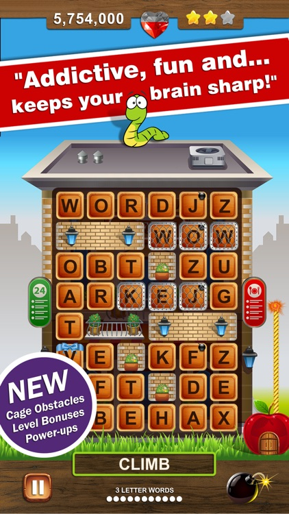 Word Wow Big City screenshot-1