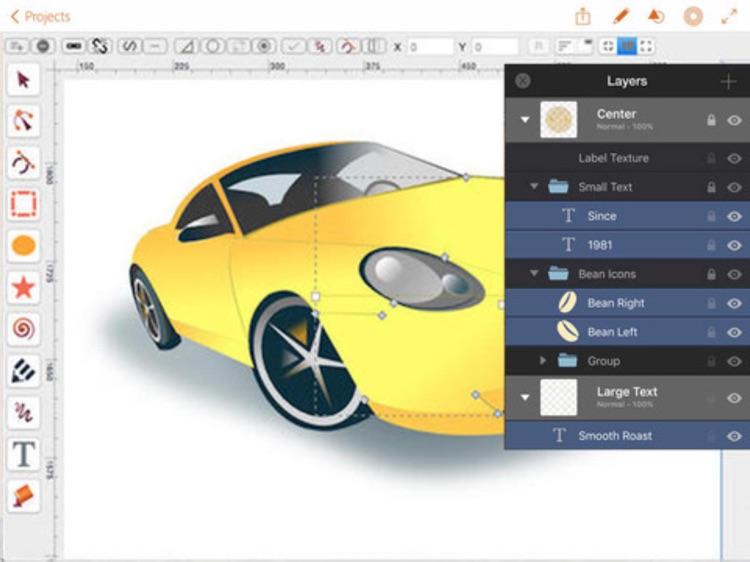 Auto Graphic - CAD Design, Vector Sketch,  Architecture & Adobe Illustration screenshot-3
