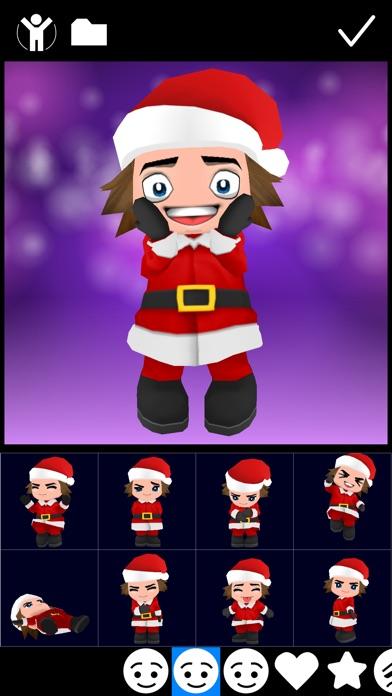Screenshot #4 for My Little Santa Lite