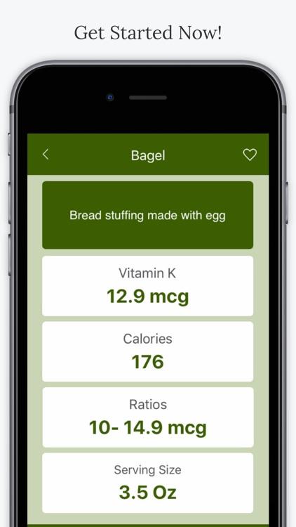 Vitamin K In Foods screenshot-4