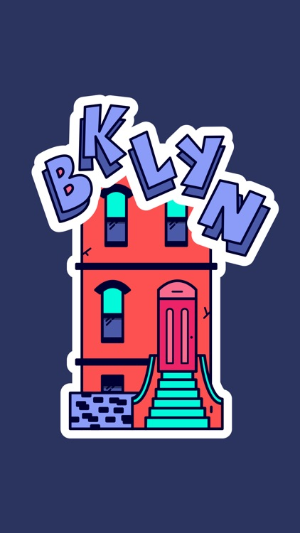 Brooklyn Boro Stickers