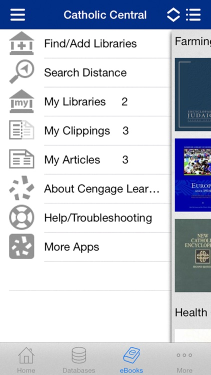 Access My Library® screenshot-4
