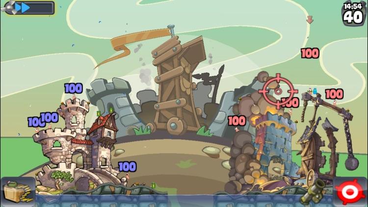 WORMS screenshot-3