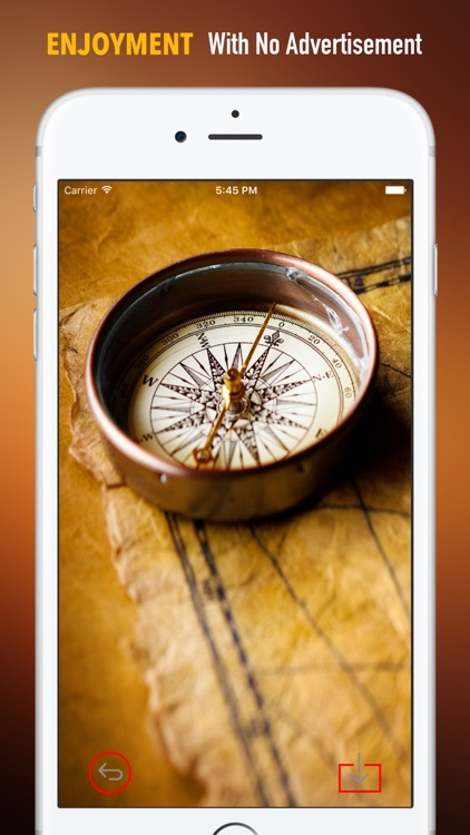 Compass Wallpapers HD: Quotes Backgrounds