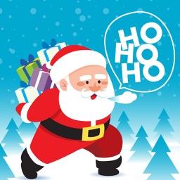 Santa Claus on the Run - Christmas 2016 Game