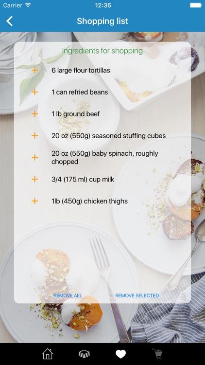 Casserole Recipes for You! screenshot-3