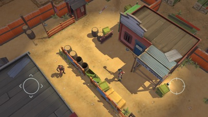 Screenshot from Space Marshals