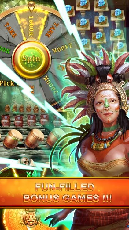 Slots™ - Maya's Way : FREE Vegas Casino Slots